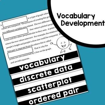 Scatterplot Interactive Notebook Set
