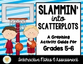 Graphing Scatterplots Guide-Activities/Stations/Interactive Notebooks, & more!