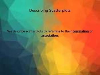 Scatterplots: Exploring Correlation
