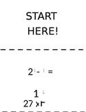 Scavenger Hunt - 5th Grade Math Review