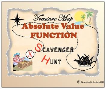 Scavenger Hunt - Absolute Value Function