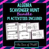 Scavenger Hunt Activity Bundle (18 Included!)
