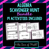 Scavenger Hunt Activity Bundle (19 Included!)