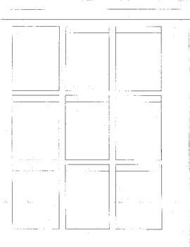 Scavenger Hunt Answer Sheet