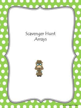 Scavenger Hunt Arrays