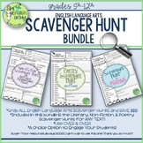 Scavenger Hunt BUNDLE-Save $$$-Literary, Non-fiction, Poetry