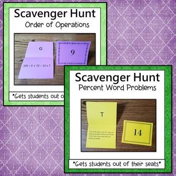Scavenger Hunt Bundle