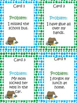 Scavenger Hunt Bundle (Setting and Plot, Problem and Solution, Cause and Effect)