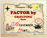 Scavenger Hunt {School/Home/Stations} - Factor by Grouping (Basic)