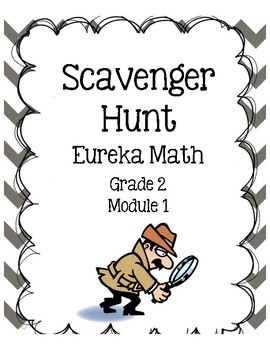 Scavenger Hunt Grade 2 Module 1