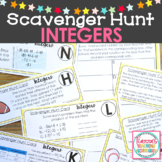 Scavenger Hunt - Integer Edition