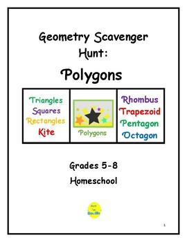 Scavenger Hunt: Polygons