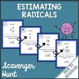 Estimating Square Roots Scavenger Hunt