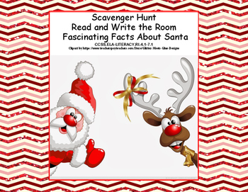 Reading Comprehension- Fascinating Facts About Santa Claus