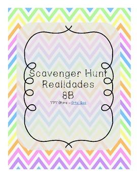Scavenger Hunt (Realidades I - 8B)