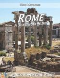 Kids Explore: Rome Scavenger Hunt