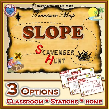 Scavenger Hunt - SLOPE