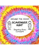 Scavenger Hunt - Targeting Basic Concepts