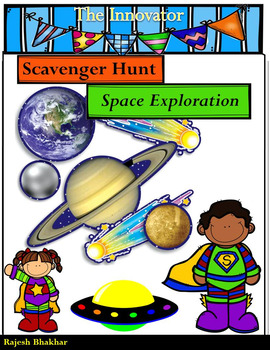 Scavenger Hunt _Space Exploration