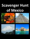 Scavenger Hunt of Mexico using Google Maps Digital