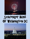 Scavenger Hunt of Washington DC With Google Maps