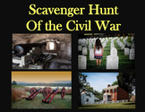 Scavenger Hunt of the Civil War with Google Maps Distance