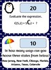 Scavenger Hunt_The Fundamental Counting Principle & Combinations