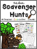Scavenger Hunts for All Seasons