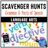 Scavenger Hunts for the English Cheat Sheet