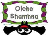 Scéal Oíche Shamhna