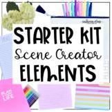 Scene Mockup Creator Elements - Starter Kit