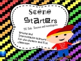 Scene Starter Task Cards: Monologues and Solo Scenes