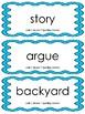 Scene Two:  Reading Street Fourth Grade Supplemental Packet