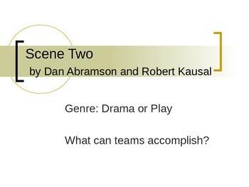 """Scene Two"" Reading Street Vocabulary Power Point"