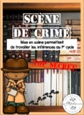 Scène de crime - 1er cycle