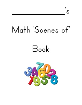 Scenes of Numbers 1-10 Book