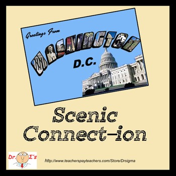 Connect The Dots - Scenic Connections - Washington, D.C.