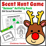 "Scent Hunt Game: Christmas Version - Girl Scout Brownies - ""Senses"" Pk (Step 3)"