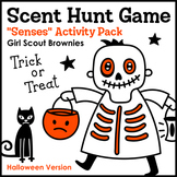 "Scent Hunt Game: Halloween Version - Girl Scout Brownies - ""Senses"" Pk (Step 3)"