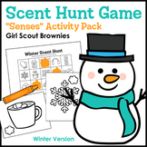 "Scent Hunt Game: Winter Version - Girl Scout Brownies - ""Senses"" Pk (Step 3)"