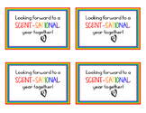 Scent-sational Gift Tag