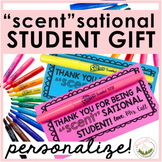 ScentSational Student Gift Tags