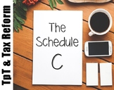 TpT & Tax Reform: The Schedule C (includes a Spreadsheet)