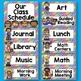 Schedule Cards Editable