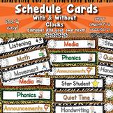 Schedule Cards  APT-001
