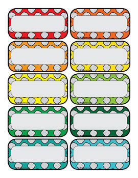 Schedule Cards (Editable & w/ Digital & Analog Clocks)