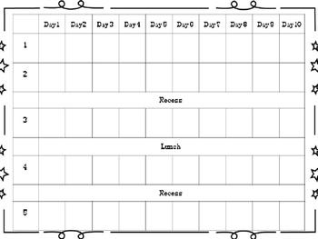 Schedule-Editable