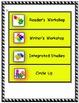 Schedule Labels