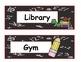 Schedule Labels (School Theme)