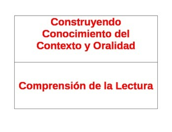 Schedule Labels for Simultaneous Model (Spanish and English)